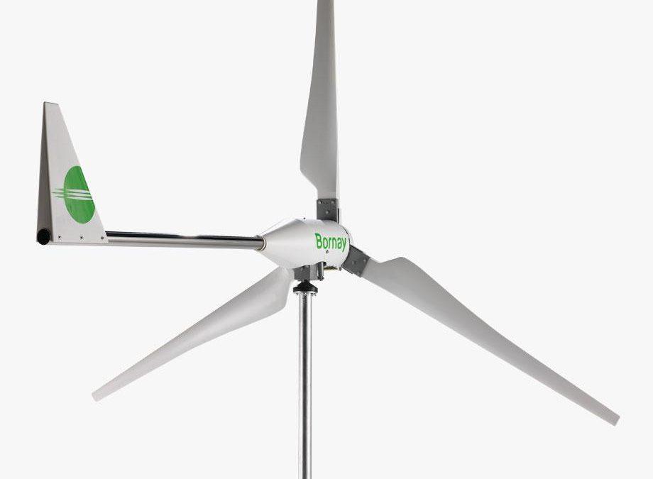 Cum folosesc turbinele eoliene forta aerului