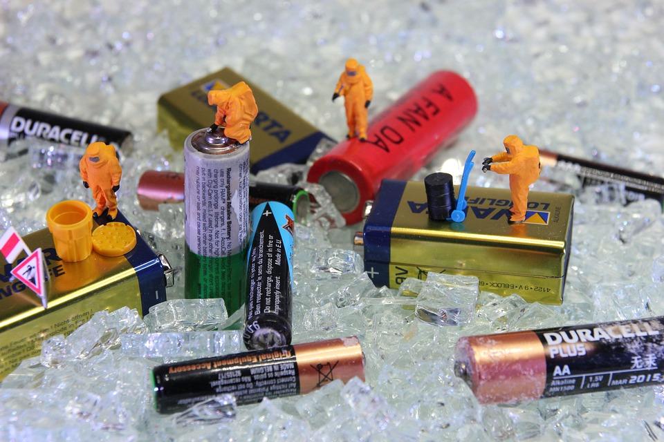 Importanta reciclarii sistemelor de stocare a energiei