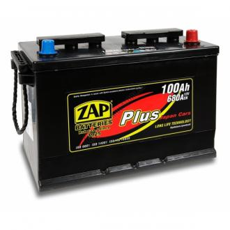 Baterie auto ZAP PLUS JAPAN 100 Ah-big