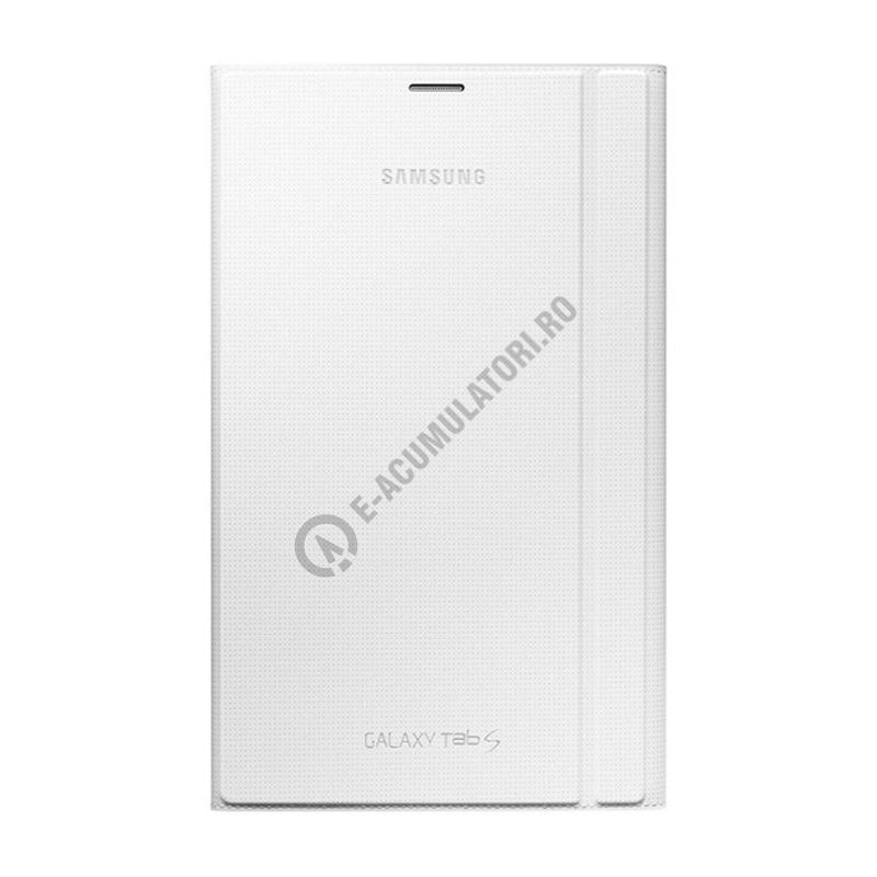 Samsung Tab Book Cover White : Husa protectie samsung book cover ef bt bwegww white