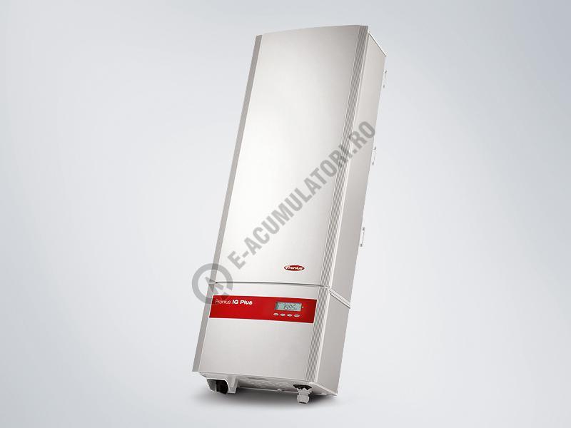 invertor solar fronius ig plus 150 v 3 3 phase. Black Bedroom Furniture Sets. Home Design Ideas