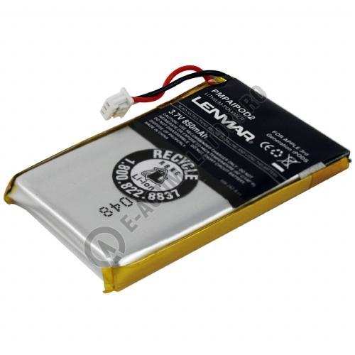 Battery For Ipod : Lenmar battery for apple ipod rd generation